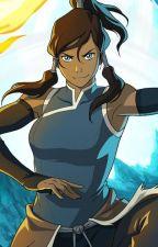 The Descendant of Avatar Aang (Korra x Male OC) by staycool1214
