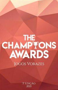 The Champions Awards - Jogos Vorazes cover