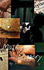 Malfoy v. Diggory (draco malfoy x cedric diggory x reader love story) by cedricdiggoryyyyy