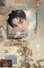 Dear Diary, How to make him mine? (Love Diary)•Choi Soobin FF by JinBinKyu