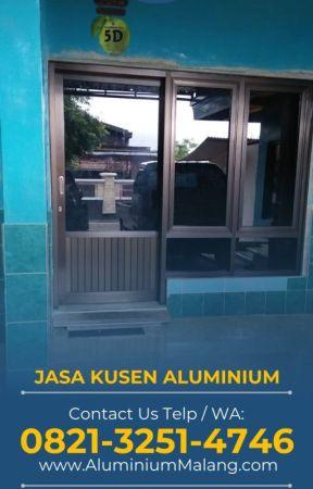 0821-3251-4746, Jasa Pasang Kusen Aluminium Batu by JasaAluminiumJendela