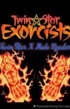Twin Star Exorcists X Male Oc Reader by SuzukawaRin
