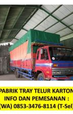 0853-3476-8114, PABRIK EGG TRAY BEBEK KARTON BEKAS LIMO by postingku980