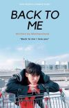✓Back To Me cover