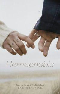 Homophobic  (l.s) cover