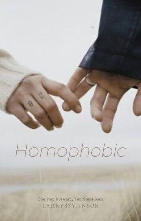 Homophobic  (l.s) by larrystyIinson