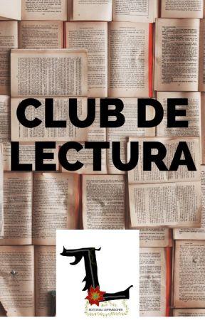 CLUB DE LECTURA EDITORIAL LUPENBÜCHER by EditorialLupenbucher