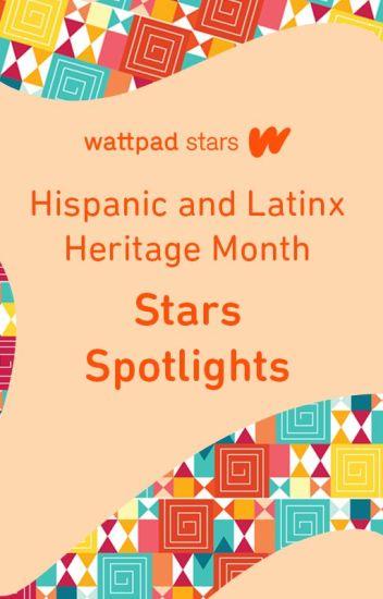 Hispanic and Latinx Heritage Month - Stars Spotlights