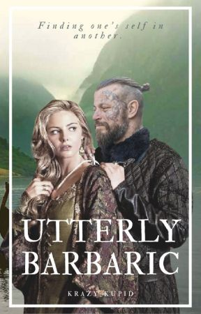 Utterly Barbaric    Harald Finehair by Krazy_Kupid