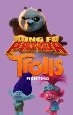 Kung Fu Panda, Trolls Fighting by DanaMovie