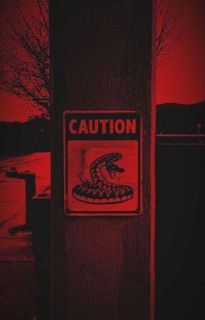 Caution/Volkabo. [reedición]  by dassgirl