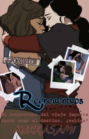 Reencuentros [Korrasami] by JJOSHSIE
