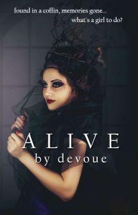 Alive | Jasper Hale | Book 1 cover