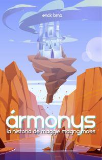ármonys: La Historia de Maggie Magna Moss cover
