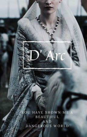 D' Arc || The King by Silver_Rogue