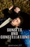 Sunsets and Constellations   B X B  cover