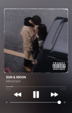 Sun and Moon   Im Changkyun by Monstaeil