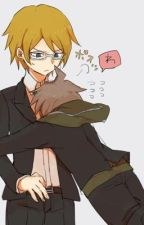 Are you alright? (A byakuya togami x Makoto Naegi story) {ON HOLD} by A_Pansexual_Weeb