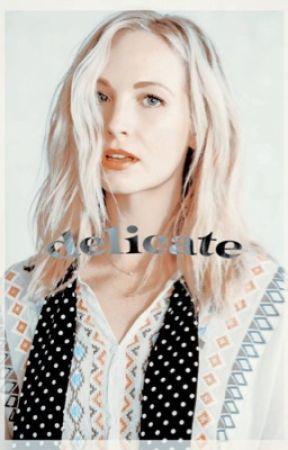 DELICATE ━☆ JACK KLINE by jcgheadjones