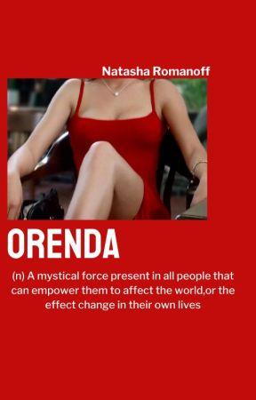 Orenda/Natasha Romanoff by natashasbee