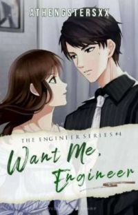Want Me, Engineer (TES #4) cover