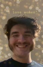 I love women- Jschlatt x reader by allisonoopsiedoopsie