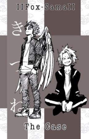 𝐓𝐡𝐞 𝐂𝐚𝐬𝐞   Kaminari x Reader x Hawks by IIFox-SamaII