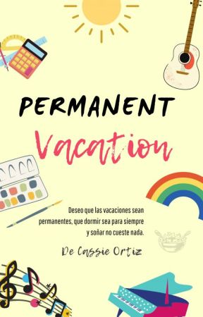 Permanent Vacation© by patetica_swift