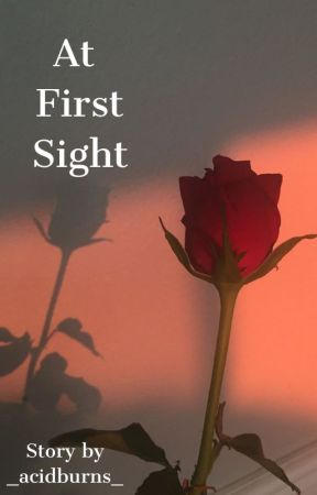 At First Sight [COMPLETED]{BOOK 1} by _acidburns_
