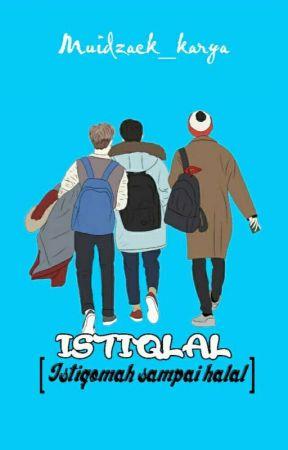 ISTIQLAL [istiqomah sampai halal] by muidzack_karya