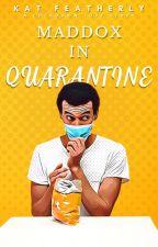 Maddox in Quarantine by katfeatherly