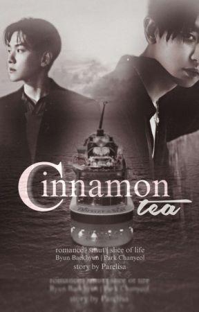 Cinnamon Tea by Parelisa