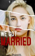 we got married    y.jh x y.jy    •slow update• by sanashii_