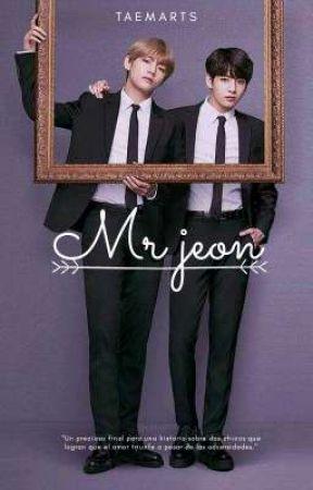 Mr Jeon | OS | KOOKTAE by Taemarts
