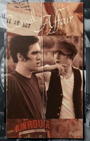 Casual Affair (Ryden 2020) by Rubifacts