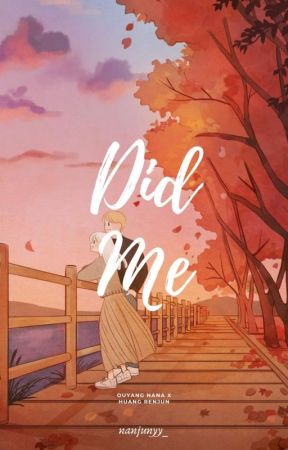 Did Me | Renjun ✔ by nanjunyy_