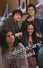 Supernatural Squad   Benny Weir ✓ by Cutie_Booboo