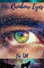Mr. Rainbow Eyes by TM_creates