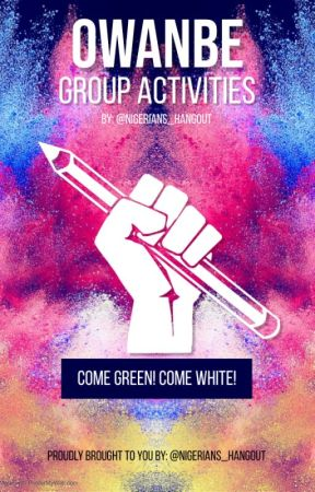 Owanbe Group Activities by Nigerians_Hangout