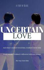 Uncertain Love (Taejin) by ruchi_BTS