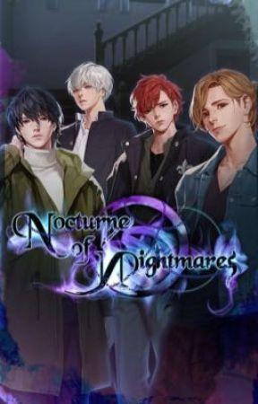 Nocturne Of Nightmares by nana_danko
