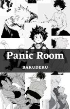 Panic Room: Bakudeku smut/sad by MHApaints