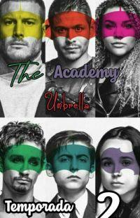 The umbrella academy  🔞 cover