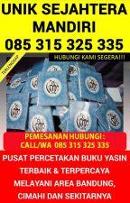 085 315 325 335 Alamat Percetakan Buku Yasin Garuda Andir Bandung by uniksejahteramandiri