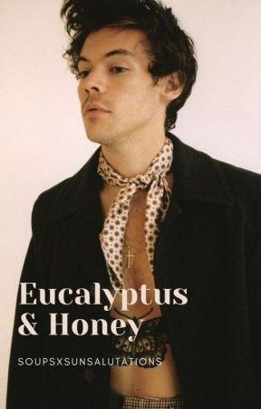 Eucalyptus & Honey |H.S.| by soupsxsunsalutations