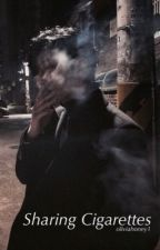 Sharing Cigarettes by oliviahoney1