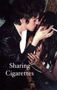 Sharing Cigarettes cover