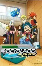 Beyblade Burst by KaniraTamira