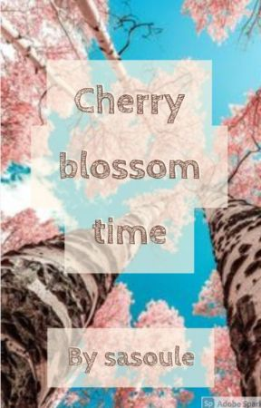 Cherry blossom time  OiHina Week 2020  by sasoule