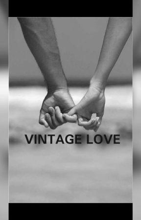 VINTAGE LOVE by basuoindrila